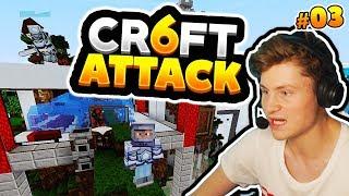 Wenn REWI dieses Haus SPRENGT, mache ich alles kaputt | Craft Attack 6 #3 | Dner