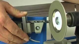 Repeat youtube video Metallbohrer schleifen mit der Kaindl Schärfstation (KSS)