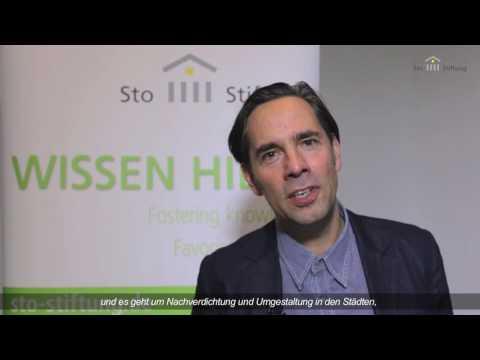 #NovemberReihe 2016 in Mailand   Interview mit Jacob van Rijs   #StoStiftung