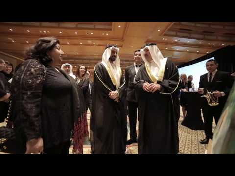 Royal Artists in Dubai for Charity