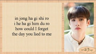 Baixar Bang Chan (Stray Kids) - I Don't Want To Admit It (인정하기 싫어) Easy Lyrics