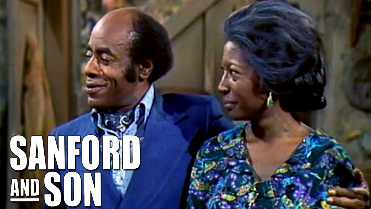 Donna's Patient Makes Fred Jealous | Sanford and Son