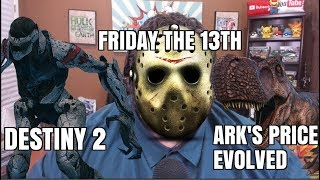 Gaming News: Destiny 2, Friday the 13th Contraversy, Ark Survival Evolved DOUBLES in PRICE