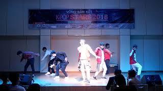 [KPOP DANCE STARS FESTIVAL 2018] Vòng bán kết - Mix Baby don't cry+Killing me+Ddu Ddu Ddu Ddu