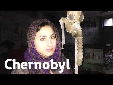 My Chernobyl and Pripyat ghost town experience