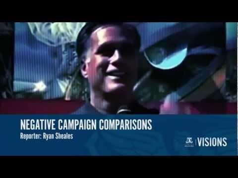 Visions: Negative Campaign Comparisons