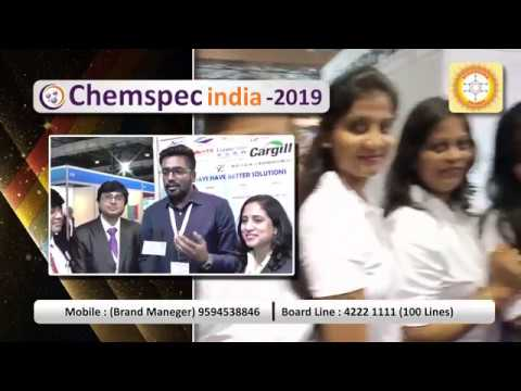 Sudarshan Pharma's Customers review in Chemspec 2019 | Part- 8
