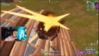 NOUVEAU BUG ASSURDO DE FORTNITE? WTF, Into