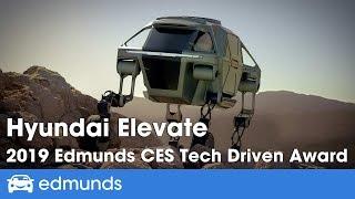 Hyundai Elevate | 2019 Edmunds CES Tech Driven Awards