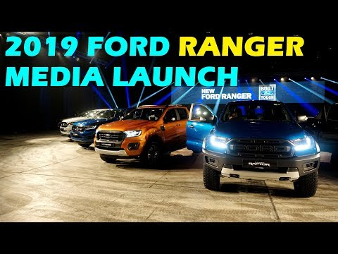 () NEW Ford Ranger Media Launch & Sneak Peak of Ford Ranger Raptor #fordmalaysia #ford