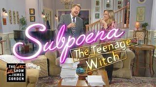 Subpoena the Teenage Witch w/ Melissa Joan Hart