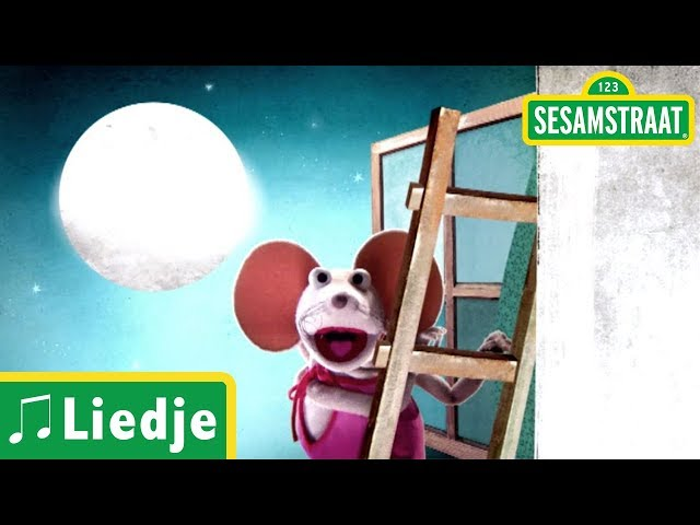 In de maneschijn - Kinderliedje - Sesamstraat