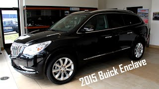 2015 Buick Enclave Walkaround & Features Presented By Tom McConnell From Zimbrick GMC Eastside