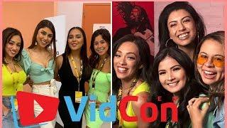 VIDCON 2019: AMIGOS YOUTUBERS, FIESTAS Y MAS!
