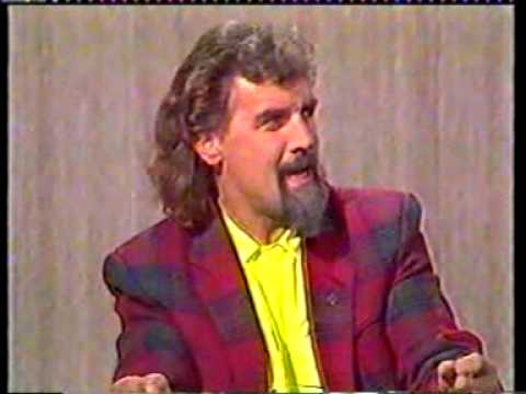 Billy Connolly interviewed by Clive James  2/2