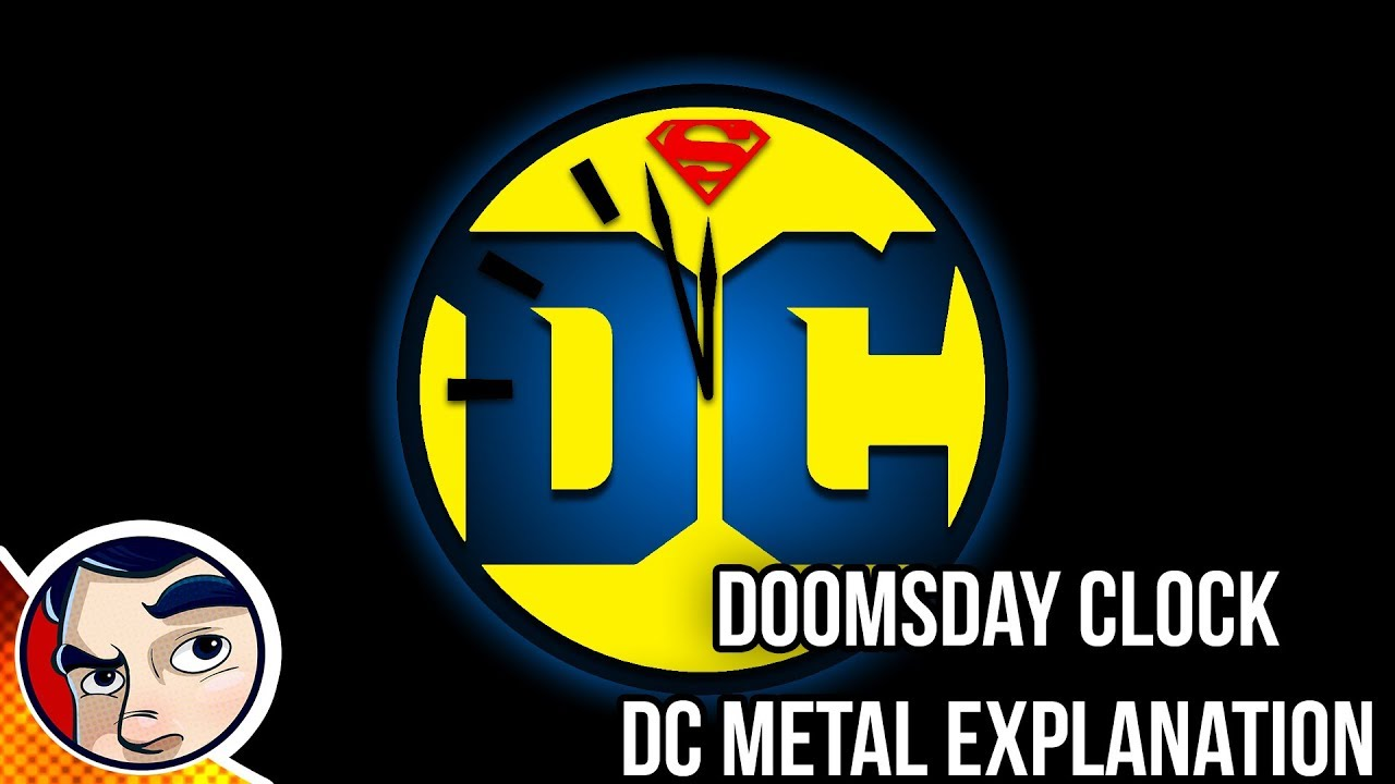 Where Is Dc Metal Doomsday Clock In The Dc Rebirth Timeline
