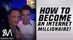 Peng Joon: How to Become an Internet Millionaire?