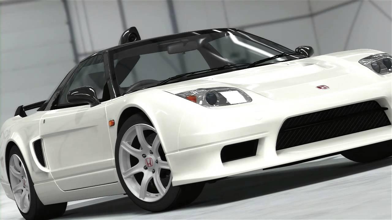 2005 honda nsx r gt de forza motorsport 4 sur le circuit de tsukuba youtube. Black Bedroom Furniture Sets. Home Design Ideas