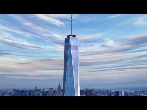 Impressive One World Trade Centre. NYC | VLOG #75