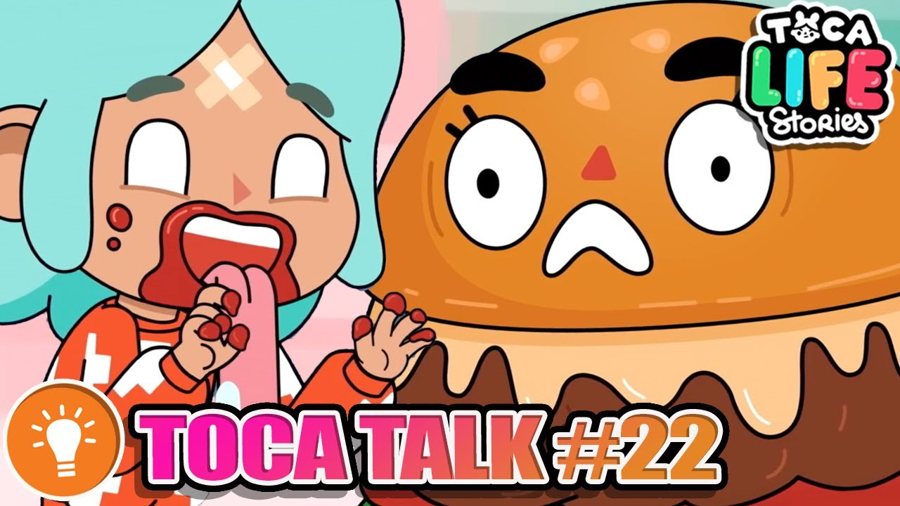 The Day Sir Burger Almost Died...... | Toca Life Stories Episode 22 Review - Toca Talk Noah Knows