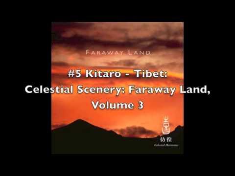 Kitaro - Celestial Scenery - Faraway Land, Volume 3 [FULL ALBUM]