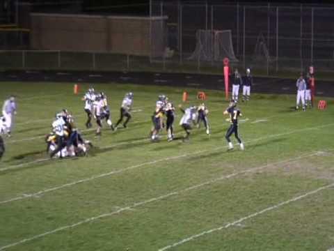 Tommy Olson (#63) Freshman Season - OFFENSIVE - Football Highlights
