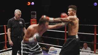 IBA Boxing - George Bacon v Chidi - Great Fight!