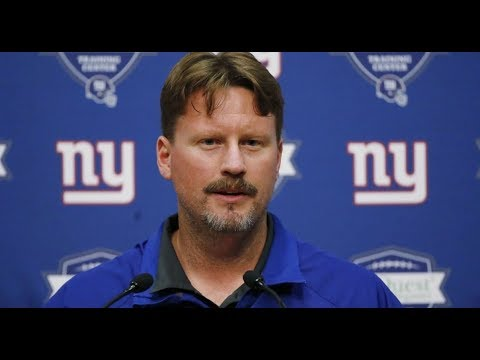 Who will be the next head coach of the New York Giants?