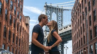 USA Umzug • Manhattan nach Brooklyn • Brooklyn Bridge, Burger und Donuts in New York | VLOG #293