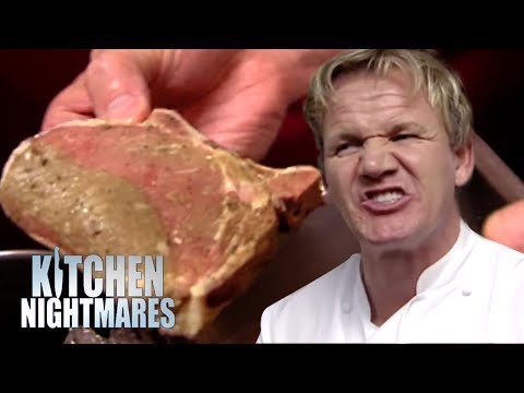 The Most DISGUSTING Fridges Ever on Kitchen Nightmares
