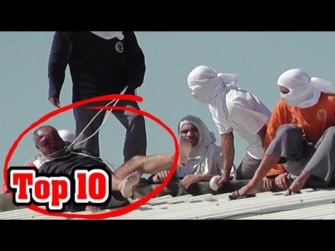 Top 10 biggest prison riots