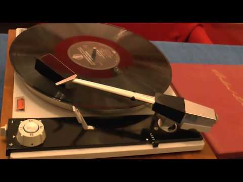 Vinyl HQ Bruckner No.9 Vienna Carl Schuricht 1964 PE33 Studio broadcast turntable Philips GP412/2