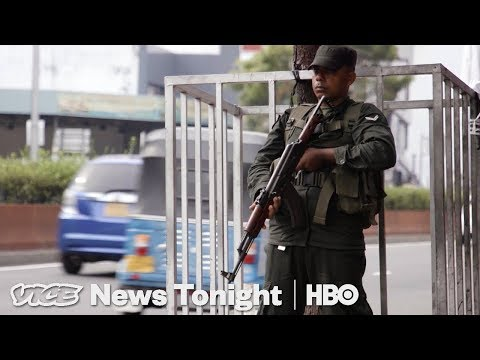 Sri Lanka's Muslims Fear Retaliation In Wake Of Easter Bombings (HBO)