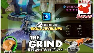 SUMMONERS WAR : The Grind -  Episode FortyNine (China Server)