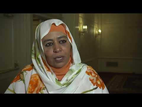 UNGA Event 20-09-17 H.E. Mrs Amira el Fadil Interview Clip