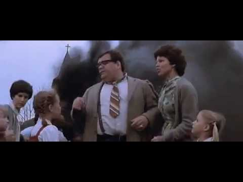 The Outsiders/ Ponyboy saves the children from fire - YouTube
