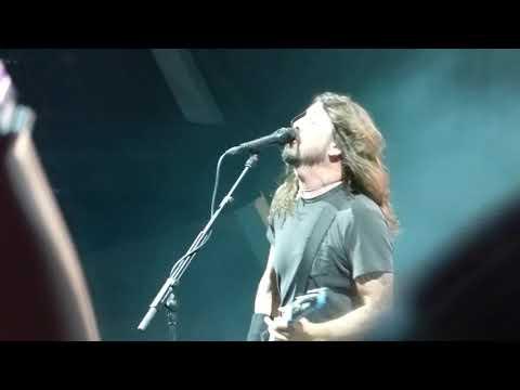 Foo Fighters - Run Austin TX LIVE 4/18/18