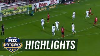 Video Gol Pertandingan Freiburg vs Hannover 96