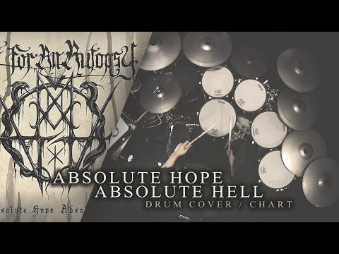 Fit for an Autopsy - Absolute Hope Absolute Hell [Drum Cover/Chart]