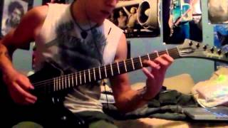 Iron Maiden - 22 Acacia Avenue  - Guitar Cover