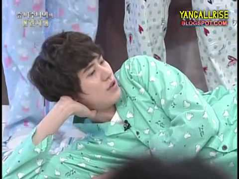 110209 Parody Kyuhyun Secret Garden Cut For Super Junior Foresight.mp4