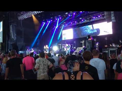 SKILLET  Valdosta, GA - Lions 8/11/2018 Live