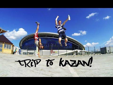 Trip to Kazan!