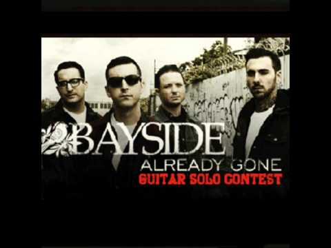 Bayside - Already Gone (Solo by Soundpact) Free Solo Download