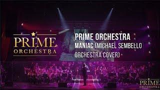 Prime Orchestra - Maniac (Michael Sembello Orchestra cover)