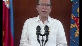 [PTV] President Benigno S. Aquino III Address to the Nation - [February 6, 2015]