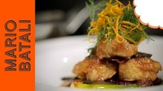 Mario Batali Presents: Babbo-Fennel Dusted Sweetbreads
