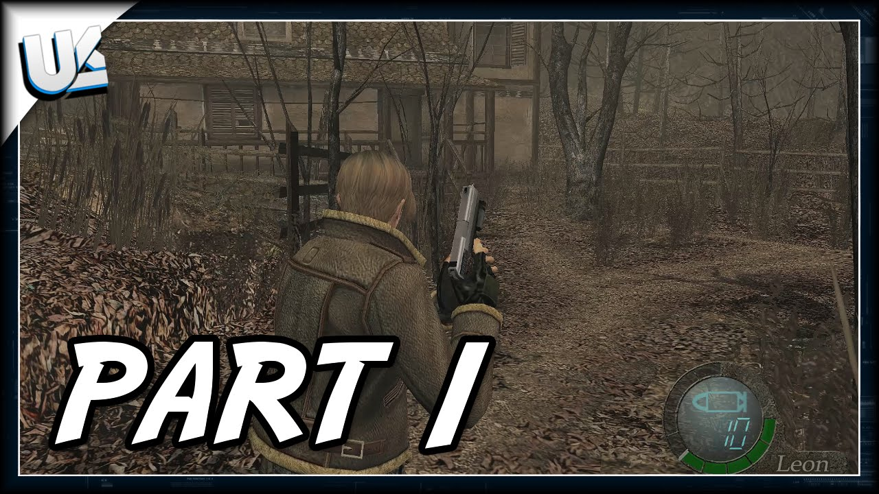 Resident Evil 4 Remastered Gameplay Walkthrough Part 1 Ps4