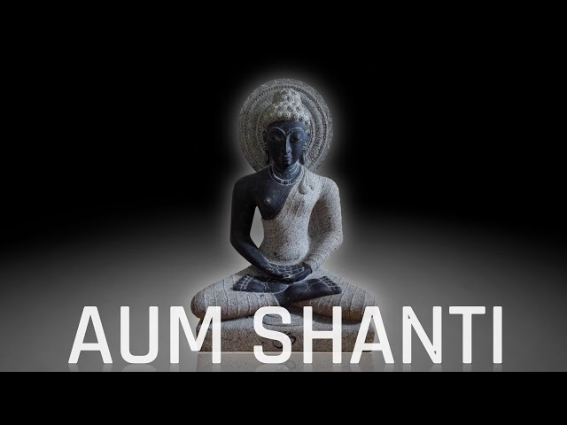 AUM Shanti Shanti Shanti - Peace mantra chanting - Peaceful prayer & meditation music