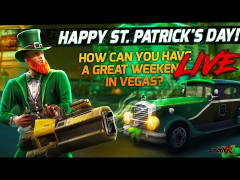 ST. PATRICK'S DAY SPECIAL | Gangstar Vegas